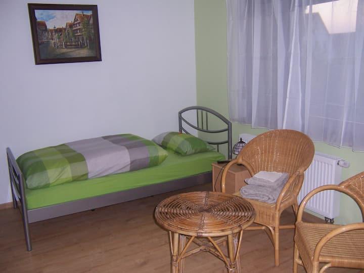 Haus Obersulm Zi.3     Doppelzimmer