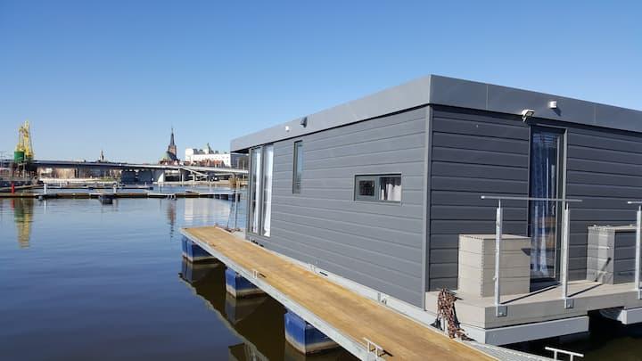 OdraDream 3 Houseboat Szczecin