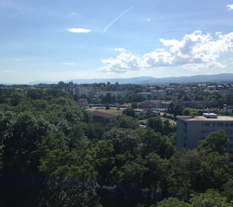 Flat with amazing view - Chavannes-près-Renens