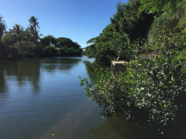 Haleiwa Town: Hale Muliwai
