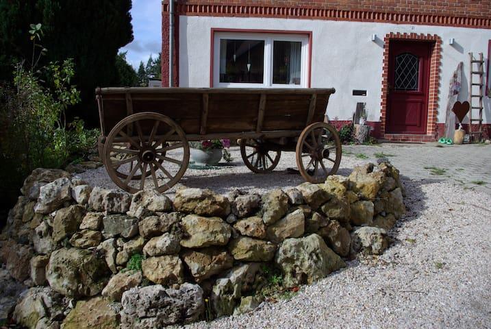 Bauernhaus im Herzen der Fränkischen Schweiz