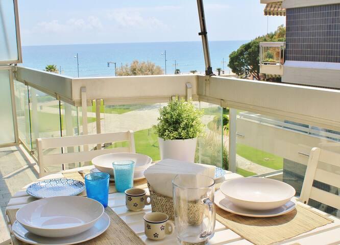 Grazioso bilocale fronte mare (Andora SV) - Andora - Apartment