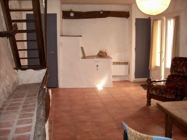 Valensole, maison au cœur du village - Valensole - Complexo de Casas
