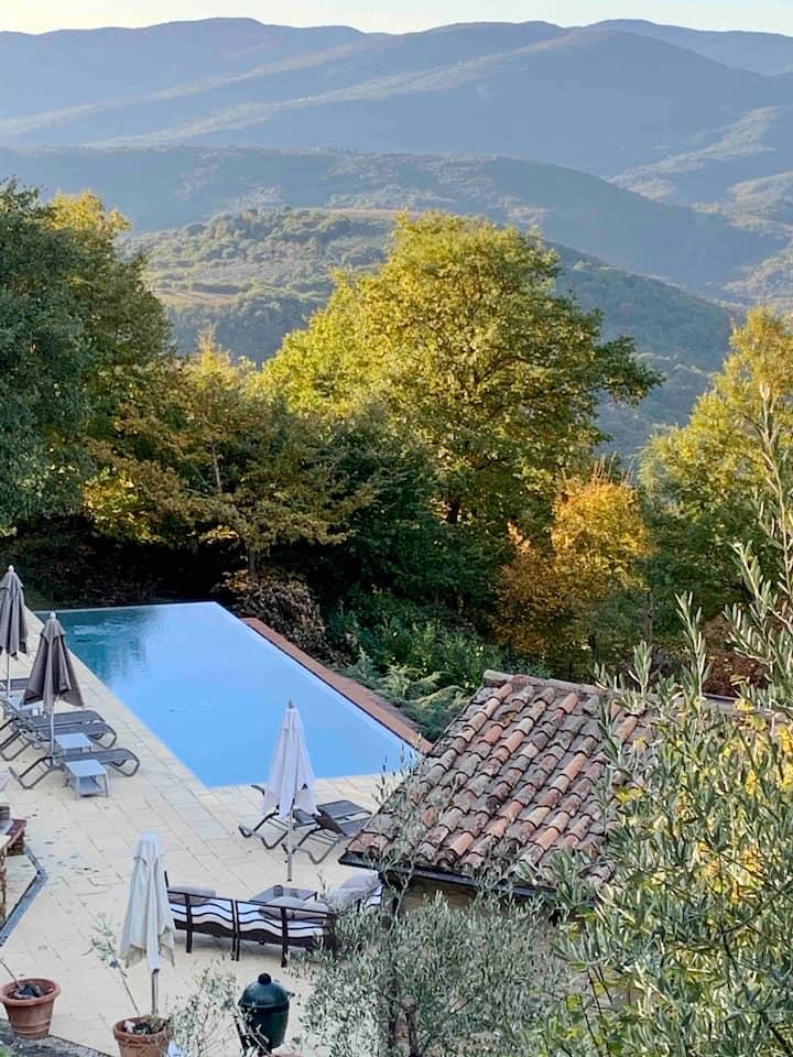 Casa Uccelli e Api Tuscany/ Umbria