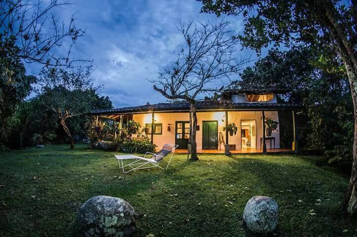 Casa el Cedro Charalá