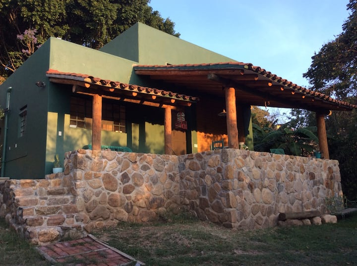 mexican style furnished casita
