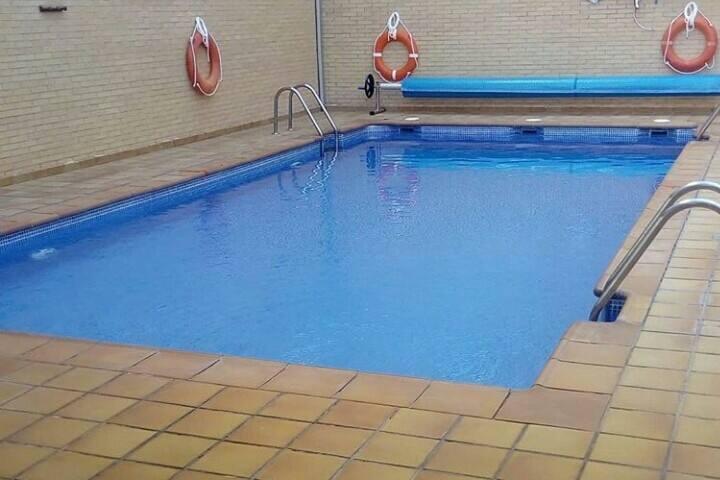 Quieres estrenar 1 habitación? pisci gym Pacífico.