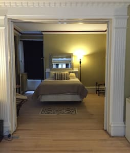 2 Room Suite in a Victorian heritage house - Halifax
