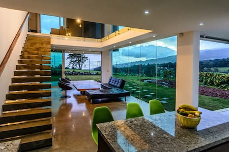 VO House, Nature Near Poas Volcano & SJO Airport - Alajuela