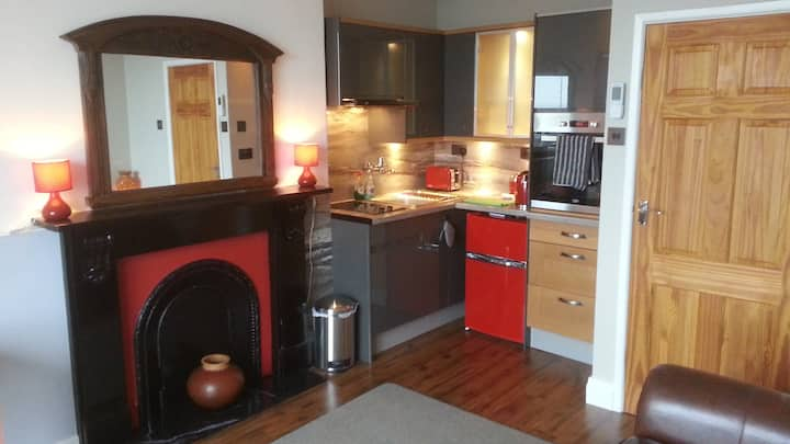 Barmouth Apartment with sea view