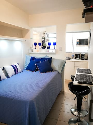 Private micro studio apartment in Miraflores