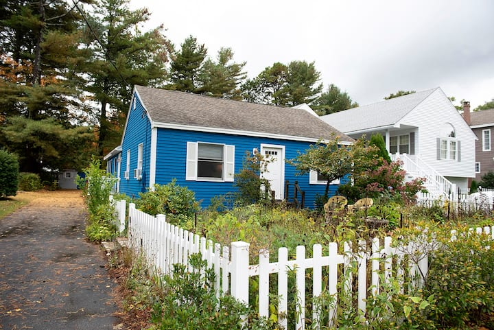 Blue Ocean house