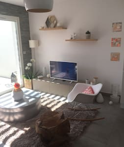 chambre confortable dans maison calme et moderne - Baillargues