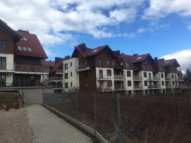 Apartament w Polanicy - Polanica-Zdrój - Pis