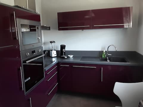 Appartement confortable proche centre-ville