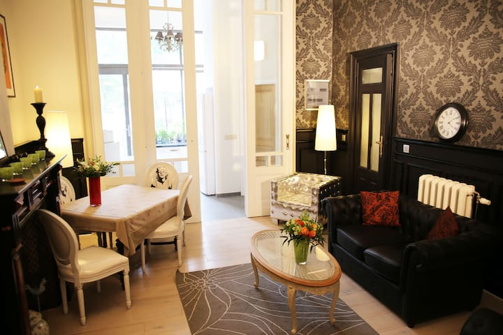 Chambres dans Magnifique duplex avec terrasse