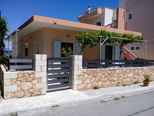 Seaside Family House