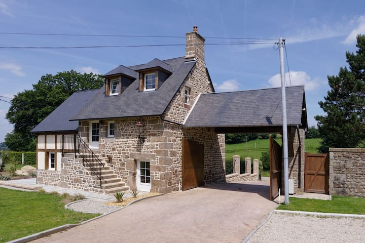 Les Hirondelles - Saint-Michel-de-Montjoie - Holiday home