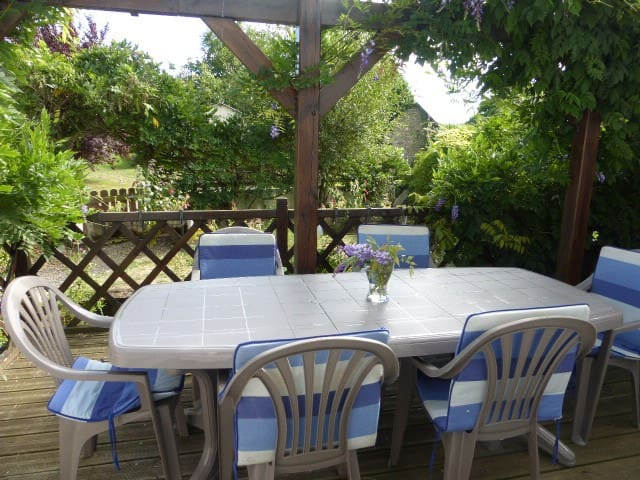 Gite accommodation in Brittany - Saint-Martin-sur-Oust - Дом