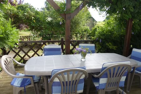Gite accommodation in Brittany - Saint-Martin-sur-Oust - 獨棟