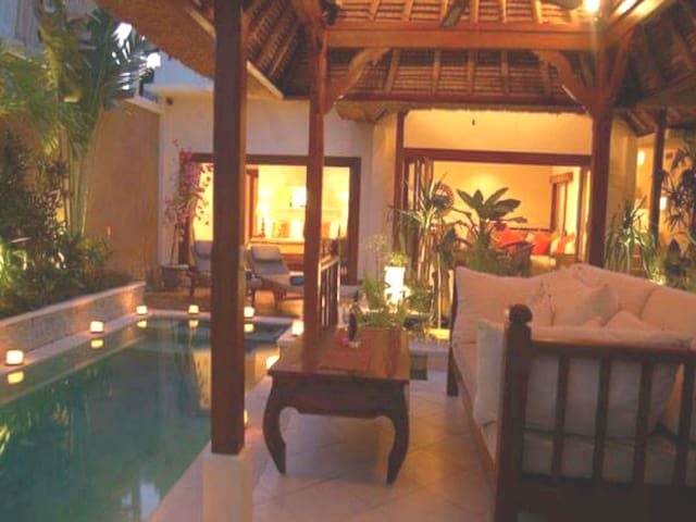 2BR New Cozy Villa Haliconia at Seminyak area
