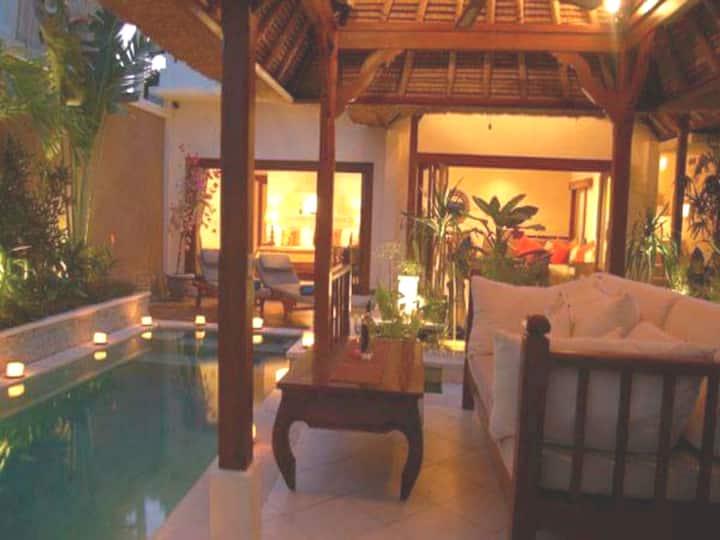 2BR New Cozy Villa Haliconia at Seminyak area