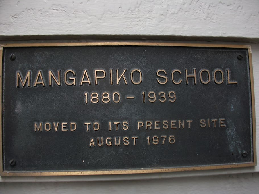 The School House history