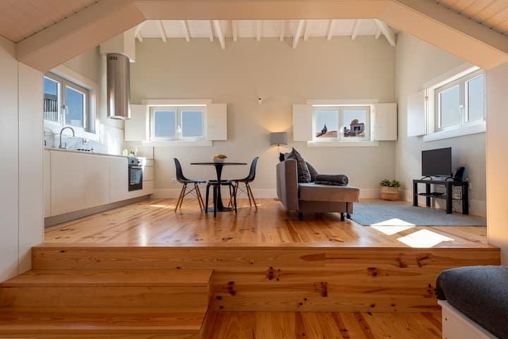 Oporto Rooftop Studio