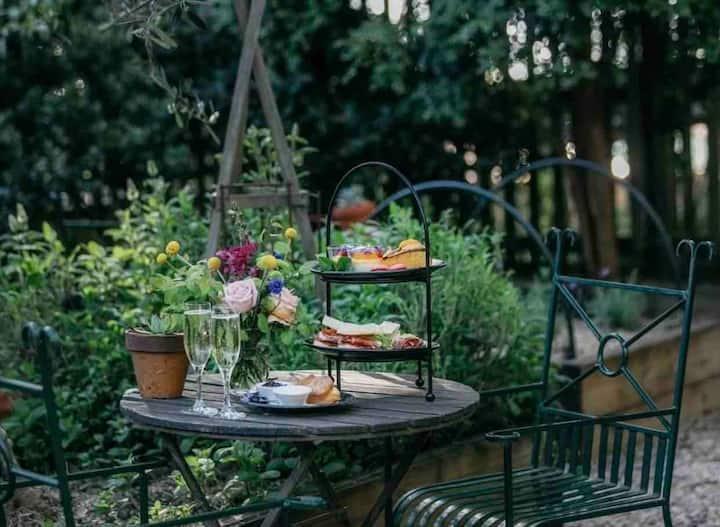 Iconic Daylesford Cottage Next To Botanical Garden