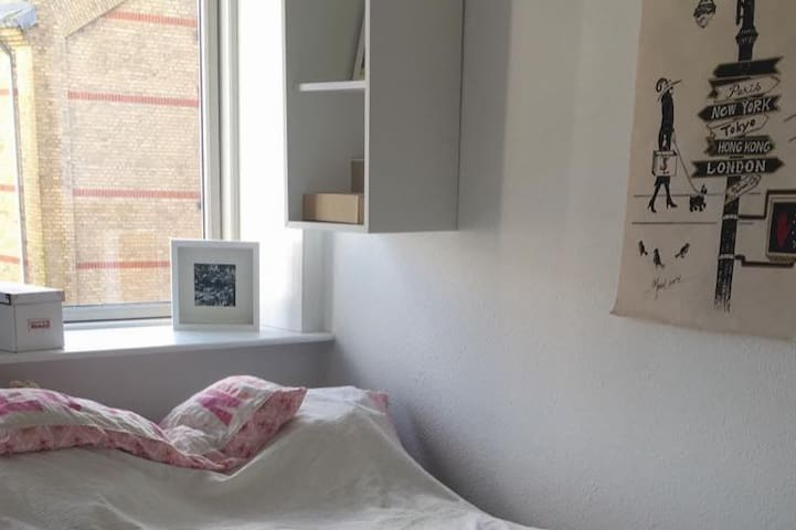 Cozy and tidy room in Aalborg city center