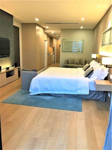 Cozy Studio Suite in the heart of KL City - Kuala Lumpur - Guest suite