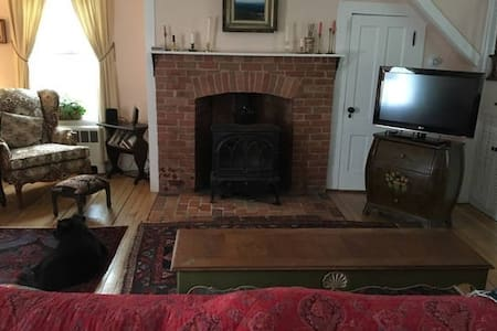 spacious home on the banks of the rock river - 2 - Newfane