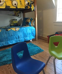 2 bedroom kid-friendly/New Orleans - Gretna - Ház