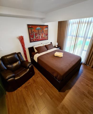 One bed room studio