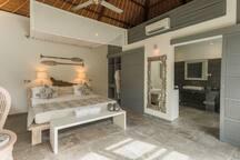 1 Bedroom Villa with private garden