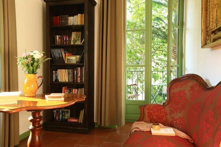 Suite Privilège dans une maison d'Américain du Cap Corse