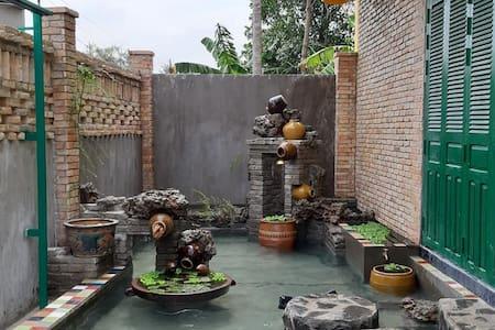 Cozy Blue Room (Homestay in Tay Ninh)