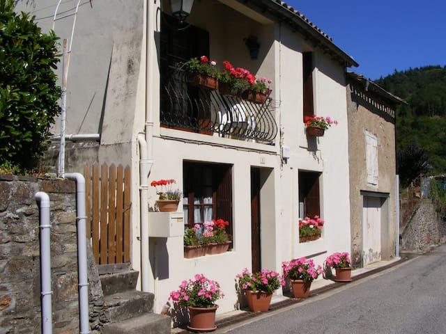 Les Coquelicots - Cuxac-Cabardès - Casa