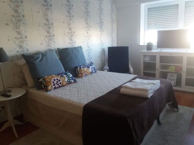 Bright Spacious Double Room
