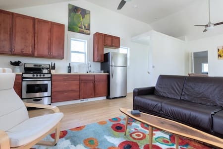 Bright Haven in the Heights
