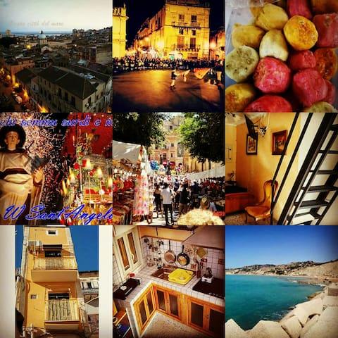 Casa vacanze Lucia Cardella - Licata - Dom