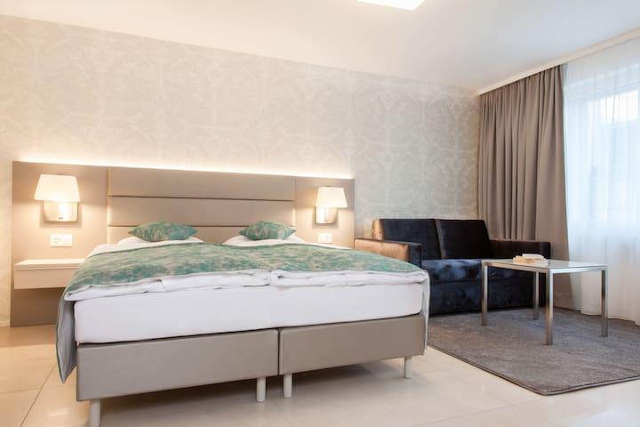 Studio apartment 40m², Lindenstrasse - Zurich - Apartment