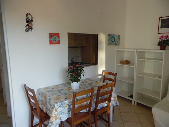 Villa Giulia, Appartamento Siviglia
