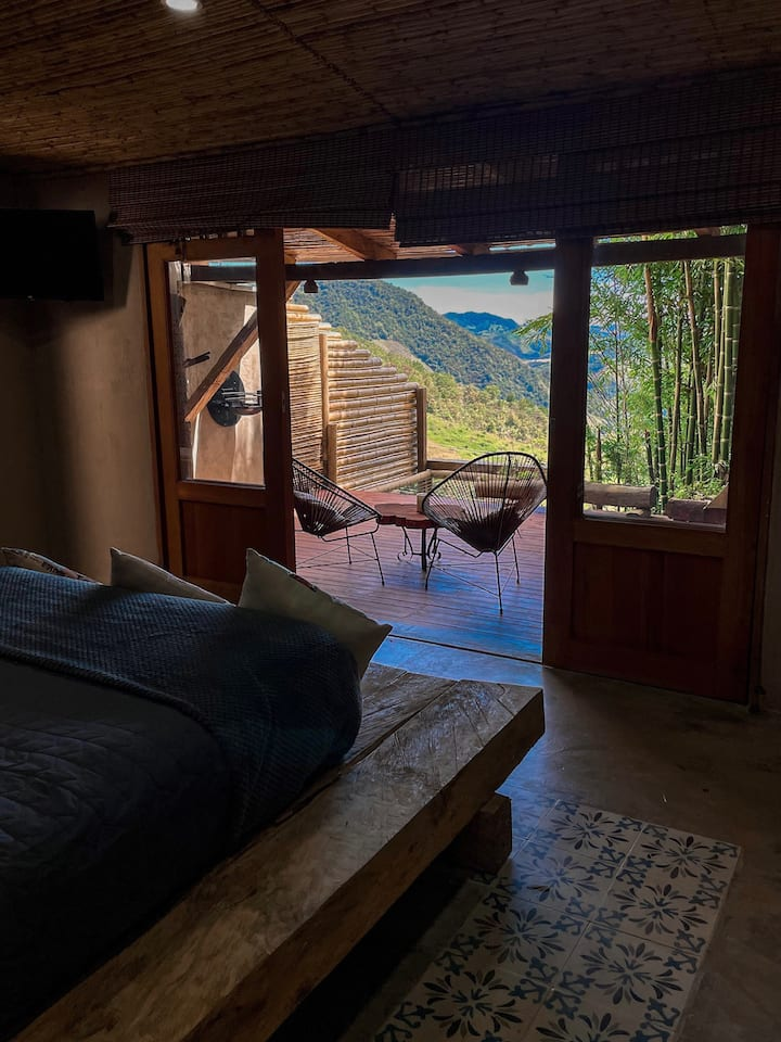 Suit Guaduales - Luar Ecohotel, salto del buey