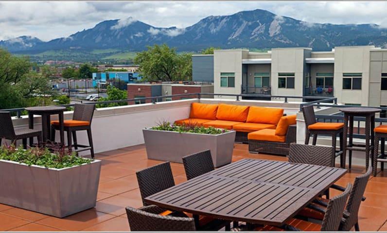 Boulder Place - Boulder - Leilighet