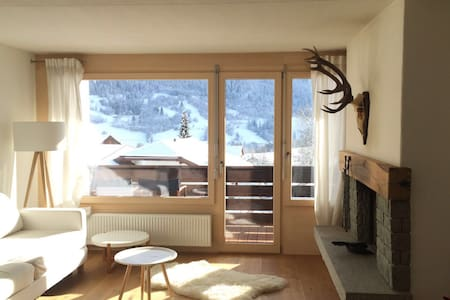 Newly renovated ski apartment - Sagogn
