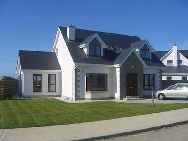Superb luxury seaside holiday home - Rosslare - Huis