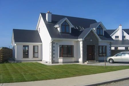 Superb luxury seaside holiday home - Rosslare - Rumah
