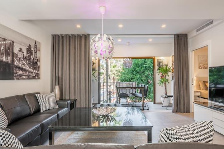 High luxury 3 bedroom Puerto Banús Apt - RDR170