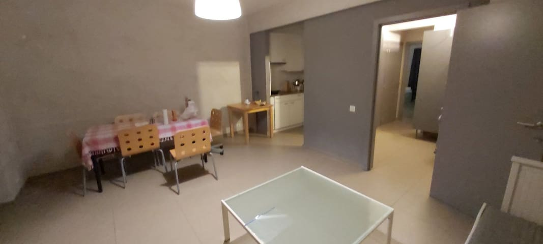 Personal room in comfortable 2-bed apartment